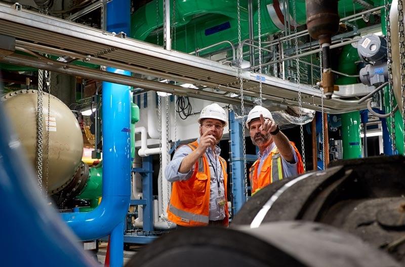 hudson-yards-veolia-employees-examining-building-equipment