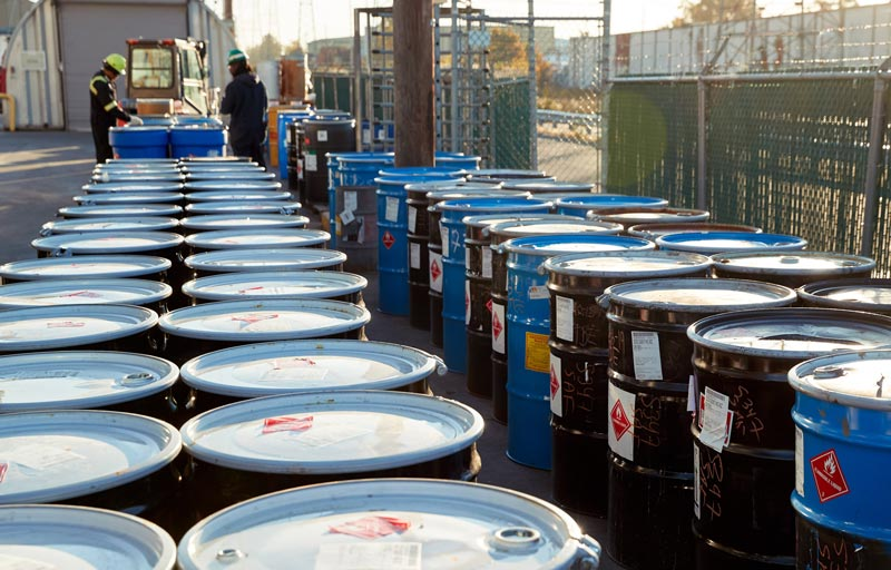 veolia-middlesex-hazardous-waste-containers-row