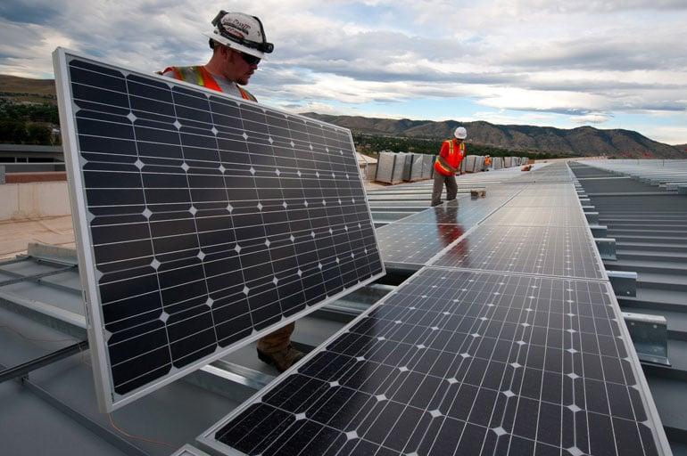 monocrystalline-solar-panel-installation-medium