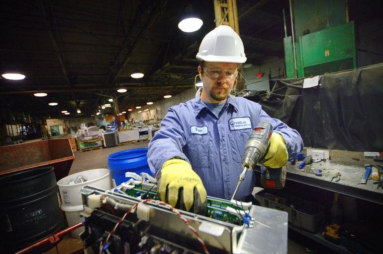 port-washington-electronics-recycling-drilling