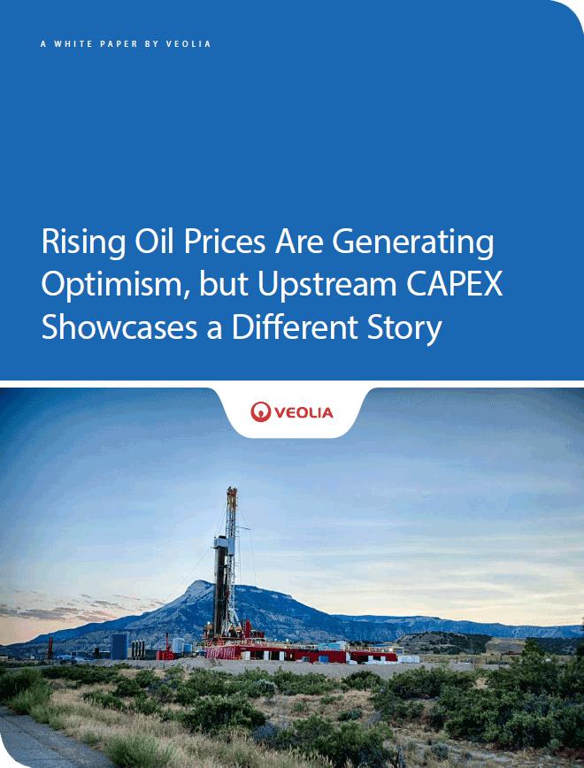 Rising oil prices are generating optimism