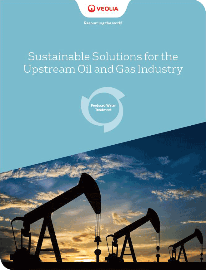 Sustainable solutions for upstream oil and gas