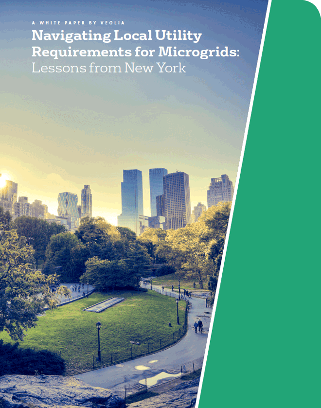 Navigating local utility requirements for microgrids