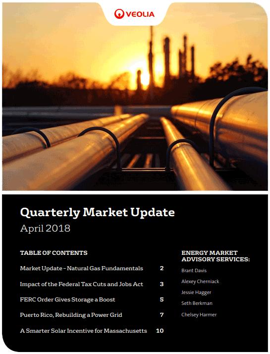 Veolia Quarterly Markets Update