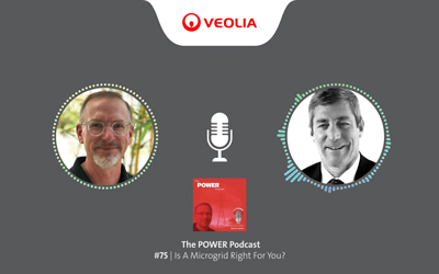 Mike Byrnes: Is a microgrid right for you podcast