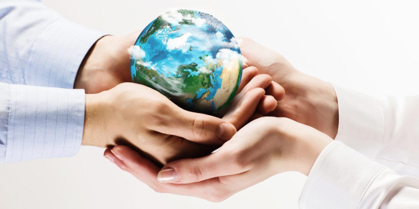 hands-around-planet